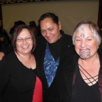 Kerry Walsh, Dionne King and Te Rawanake Hemara