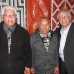 Aroha Wharemate, Ray Tito, John Hooker