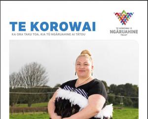 Te Korowai Issue 10 cover